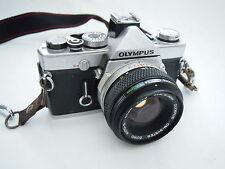 Olympus OM-1N appareil photo avec objectif 50MM