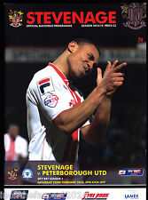 2013/14 STEVENAGE V PETERBOROUGH UNITED 22-02-2014 League 1