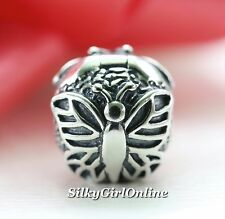 NEW! Authentic Pandora Charm Lacewing Butterfly Clip #791256