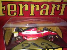 Minichamps 1/18 - 1993 Ferrari F1 93A Gerhard Berger Marlboro Decals Display Box