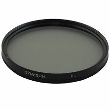 Slim 67mm Linear Polarising Filter Polarizer Filter DynaSun PL 67 mm
