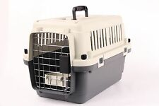 "20"" Plastic Airline Approved Travel Carrier Pet Crate - Dog Cat Small Animal"