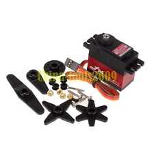 RC JX Digital Servo Steering Arms PDI-6209MG 62g/9KG/0.15sec 180° degree