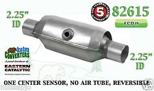 "Eastern Universal Catalytic Converter ECO II 2.25"" 2 1/4"" Pipe 10"" Body 82615"