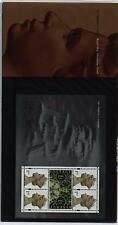 2000 STAMP SHOW HER MAJESTY PRESENTATION PACK  MO3  MINIATURE SHEET MS2147