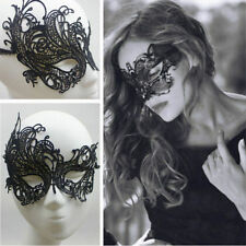 Sexy New Black Sexy Lace Mask Women Masquerade Party Costume Cosplay Props