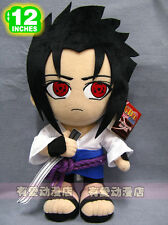 "naruto Uchiha Sasuke 12""dolls stuffed plush toy gifts new arrival"