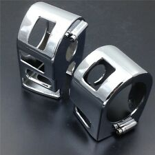 Chrome Switch Housing Cover For 1999-2012 Yamaha Xvs V-Star 1100 Classic Xvs1100
