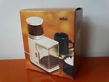 Braun KMM1 Mahlwerk-Kaffeemühle Aromatic Mokkamühle Espressomühle NEU OVP