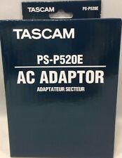 Tascam PS-P520E AC Adapter 5V - 2000mA for Recorders