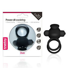 Vibrating Ring - Power Clitoral Tickler for Cock Penis - Free Shipping