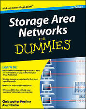 Storage Area Networks For Dummies (For Dummies (Computer/Tech))-ExLibrary