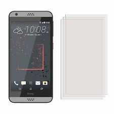 2 x New Front Clear LCD Screen Display Protector Film Foil For HTC Desire 530