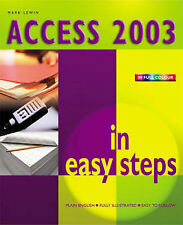Access 2003 in Easy Steps, Mark Lewin