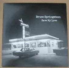"""Bruce Springsteen  - Save My Love -  2010 RSD Picture Sleeve PS 7"""" single"""