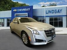Cadillac: CTS 4dr Sdn 2.0L