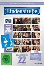 Die Lindenstraße - Das 22. Jahr 1093-1144 (Collector's Box) - 10 DVD - Neu/OVP