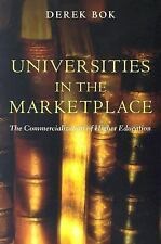 Universities in the Marketplace: The Commercialization of Higher Educa-ExLibrary