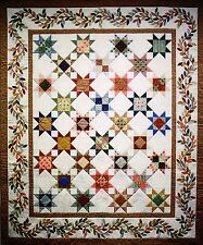 CIVIL WAR STAR QUILT PATTERN, From Bits N Pieces NEW