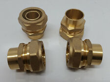 "1"" Pex-al-Pex Female Sweat Compression Fitting Quantity (4)"