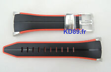 Watchband SEIKO 4KZ5JZ Honda F1 Racing Team Sportura 7T62-0GR0  Rubber SNA749