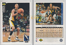 NBA UPPER DECK 1994 COLLECTOR'S CHOICE - Reggie Miller # 31 - Ita/Eng- MINT