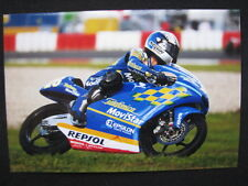 Photo Telefonica Movistar Honda 125 2002 #26 Dani Pedrosa (ESP) Dutch TT Assen