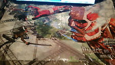 x1 SEALED Attack on Titan Bushiroad 2015 Playmat L@@K!