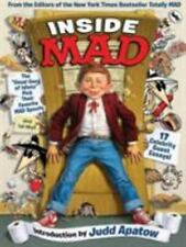NEW! INSIDE MAD MAGAZINE The Usual Gang of Idiots Pick Their Favorites HC BOOK