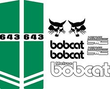 643 repro decals / decal kit / sticker set US seller Free shipping fits bobcat