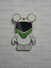REAL Disney Vinylmation Park #4 - GREEN MONORAIL TRAIN Mickey Mouse Mystery Pin