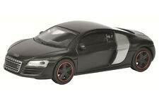 Audi R 8 Coupe negro mate Schuco Edition 1:64 20127