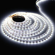 High Quality Super Cool White 5M SMD 3528 300LEDs Led Flexible Strip Light 12V