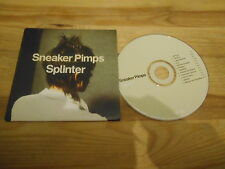 CD Indie Sneaker Pimps - Splinter (12 Song) Promo  VIRGIN / CLEAN UP REC