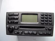 Jaguar X Type CD radio unit