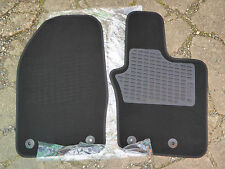 GENUINE FIAT 500X 2014-2017 FRONT VELOUR CARPET FLOOR MATS