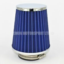 Performance Cone Air Filter Blue Ideal For AUDI TT A1 S1 A3 S3 A4 S4 A5 (38980)