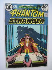 The Phantom Stranger #27 (DC, 11/73) FN+  Nick Cardy-a/Nice!!