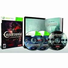 Castlevania: Lords of Shadow Limited Edition [Xbox 360, NTSC Video Game] NEW