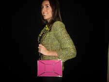 NWT $498 Kate Spade New York Madison Ave Evening Belles PINK Emanuelle Clutch
