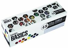 Liquitex BASICS Acrylic Paint Tube 48-Piece Set by Liquitex NEW