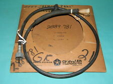 NOS Mopar 1968 Chrysler Newport, New Yorker, 300 Speedometer Cable To Servo Unit