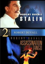 Stalin / Assassination Tango (Robert Duvall) Digitally Remastered BRAND NEW DVD