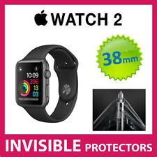 Apple Watch SERIES 2 iWatch 38mm taille invisible protecteur d'écran militaire bouclier