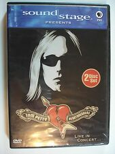 SoundStage Presents: Tom Petty  The Heartbreakers Live in Concert (DVD, 2005,...