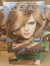 LOT OF 3 - L'OREAL FERIA MULTI-FACETED SHIMMERING 3x Highlights CARAMEL KISS #72