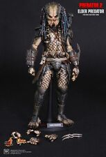 "HOT TOYS 1/6 PREDATORS 2 MMS233 ELDER PREDATOR MASTERPIECE 14"" ACTION FIGURE"