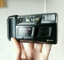 Yashica T3 / T3D 35mm film compact camera FULLY WORKING better than T4