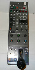 SONY RCP-3720 REMOTE CONTROL PANEL FOR CAMERA BROADCAST