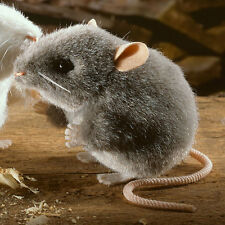 Grey Mouse - exquisite & collectable soft toy by Kosen / Kösen - 10cm - 5560
